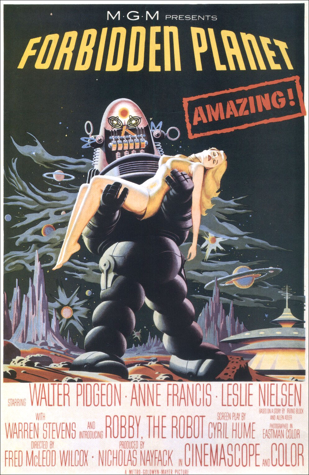 The Golden Age of Science Fiction Movies, 1951-1956 | Chester ...