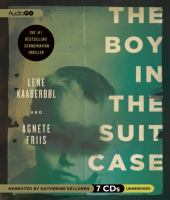 boy in the suitcase
