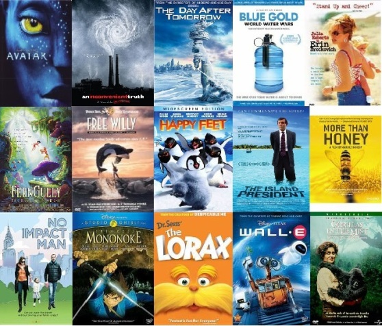 Earth Day Movies