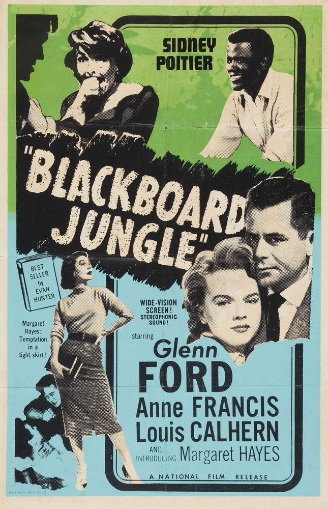 blackboard jungle Find great deals on ebay for blackboard jungle shop with confidence.