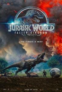 Jurassic Park Fallen Kingdom