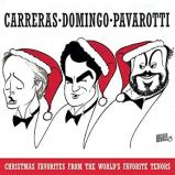 carreras domingo pavarotti christmas