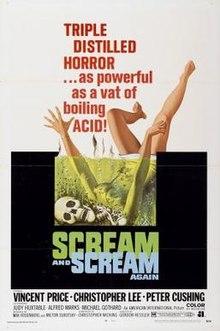 scream and scream